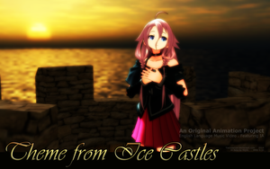 MMD IA - Ice Castles - Original Animation by Trackdancer