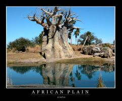 African Plain by simba