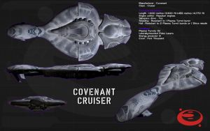 Covenant Cruiser ortho by unusualsuspex