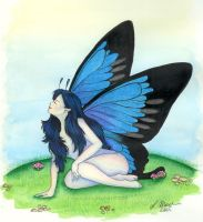 Ulysses Fairy by PickledPixie