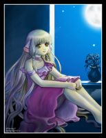My first Chi from Chobits by tooniegirl