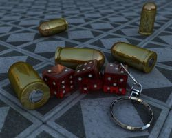 Dice and Bullets by JoKeR0720