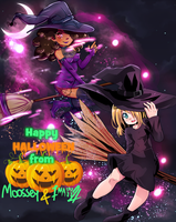 Halloween Collab 2016 by Moossey