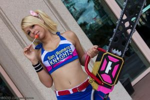 Juliet Starling 5 by Insane-Pencil