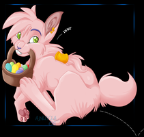 Hoppy Easter :B by anuvia