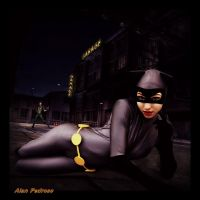 CATWOMAN by alan1828