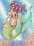 Mermaid Waters by Hatter2theHare