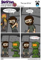 The Last Of Us by DairyBoyComics