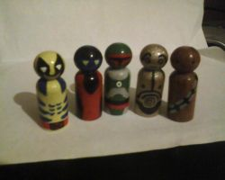 ArtCrossing PegDoll Gift by LilPKCreations