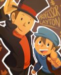 Moar Layton by PunkinPatch