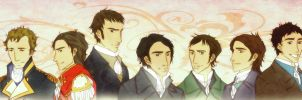 Austen Boys by palnk