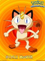 052 Meowth by PaMeLaEnGeL