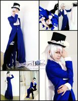 Cosplay : XerXes Break 1st by Zeasonal