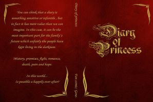 Cover Diary of princess by G3N3