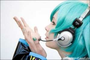 Miku Hatsune by Nency-chan