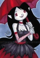 aceo - marceline by pencil-butter