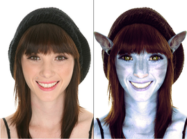 avatar before and after by rachelwow