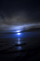 Blue Sunset by OtherWorldyImages