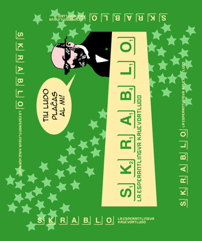 Desegno por Skrabla Skatolo - Scrabble Box Design by jonizaak