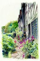 Mary Ardens House by morgansartworld