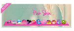 Skin for Rocketdock Pinkskin by Isfe