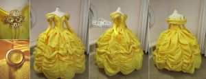 Belle Ball Gown by Firefly-Path