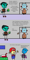 A Very Silly Christmas Special by sillyshepard