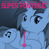 Super Ponybeat Vol. 032 Mock Cover by TheAuthorGl1m0