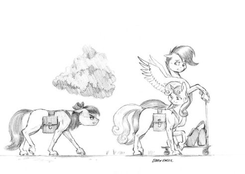 Back to the grind by Baron-Engel