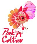Pink Cotton by NumiBlUE