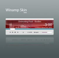 Winamp skin beta by dr-grizscald