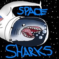 Space Sharks by Shademan2013
