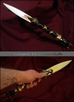 Arcanepunk: Invocator's Knife by TormentedArtifacts