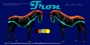 Tron's new ref by AshleyInspirations