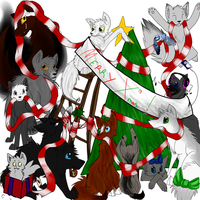 Merry Christmas from TOA!~ by Polarstare