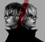 TOKYO GHOUL RE: by Helenoodle