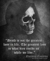 Death is not the greatest loss in life by TheBookworm18