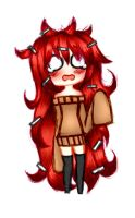 Flaky Chibi by Nafe-y