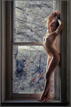 A Dream in the Window by Magicc-Imagery