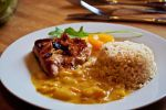 Grilled Chicken with Curry by SoulofNovember