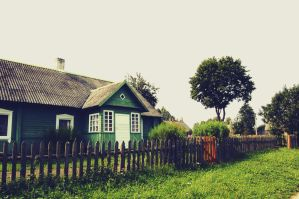 In the country by TheEscapistInTokyo