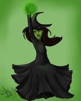 Defying Gravity by RandomAwesomeWeirdo