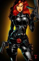 Black Widow by BigRob1031
