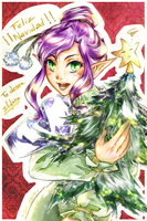 - Christmas 2014 - Ildara by IldaraLoreth