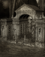 Mausoleum 3-old Movies by BlackDragynStock