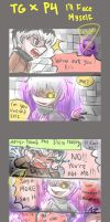 P4 x TG : I'll Face myself by shirodebby
