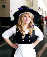 not trying to impress you but... I'm Marisa by supercool-sombrero