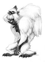 yeti by betsybauer