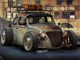 Beetle Rat Rod UPDATE by BarneyHH