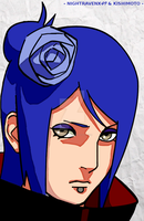 Konan manga by nightravenx49